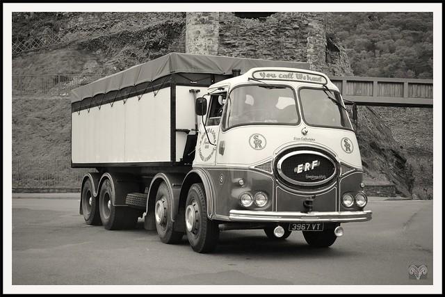 1963 ERF KV,S.Roper & Sons.Penistone,Nr Sheffield.Yorkshire.