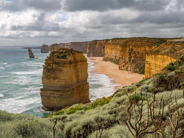 Armchair Traveling - Twelve Apostles, Great Ocean Road, Australia
