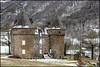 The castle of Longevergne