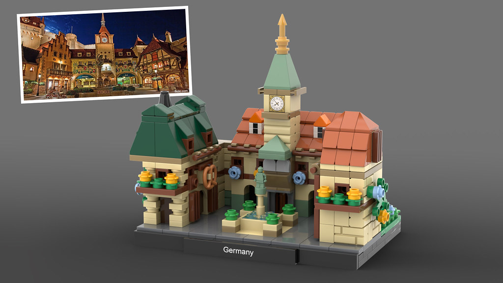 LEGO Epcot Germany