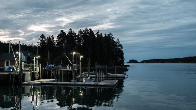 Dawn at Cutler Harbor
