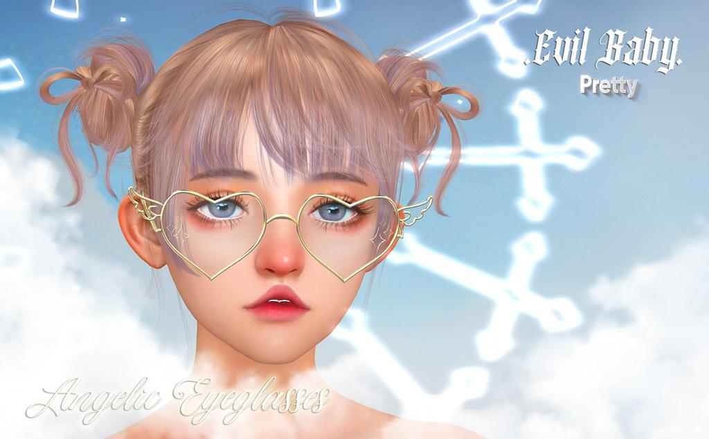 Evil Baby – Angelic Eyeglasses
