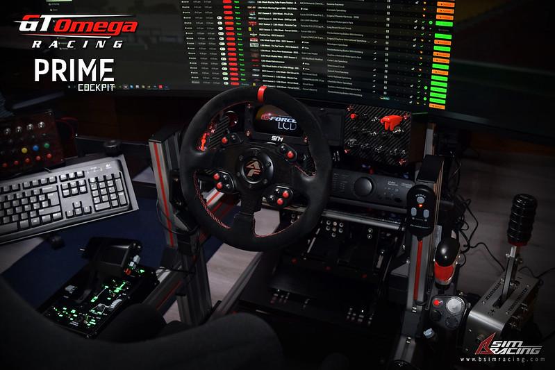 GT Omega PRIME  - Bsimracing Cockpit