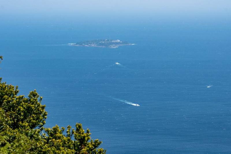 岩戸山山頂からの展望