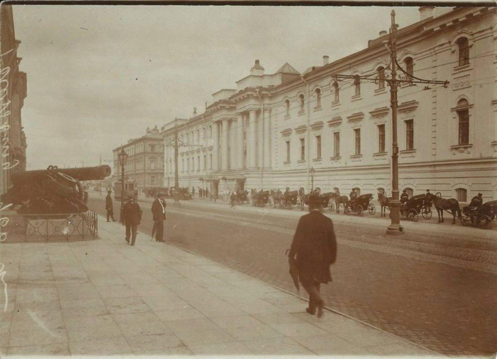1913. Литейный проспект