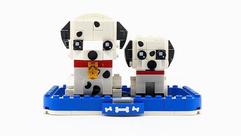 LEGO BrickHeadz Pets Dalmatians4003649