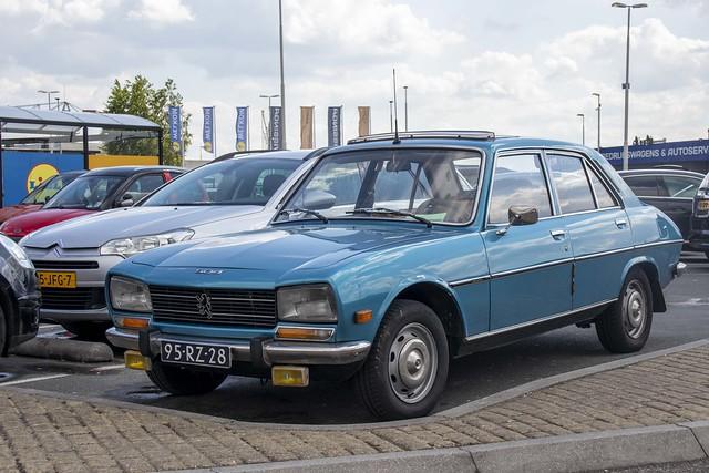 Peugeot 504 (1977)