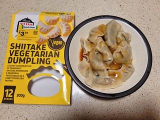 Shiitake Dumplings