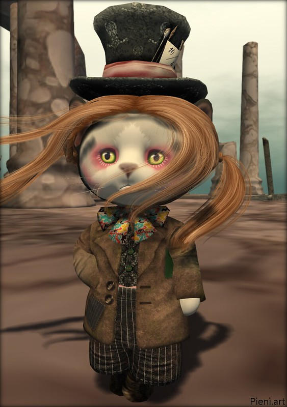 """<a href=""""https://pieni.art/suzu-ff-mad-hatter/"""" rel=""""noreferrer nofollow"""">Pieni.art blog post</a> with pics, details and links.  <a href=""""https://maps.secondlife.com/secondlife/Hyades/162/198/3502"""" rel=""""noreferrer nofollow"""">Suzu Mainstore</a> <a href=""""http://maps.secondlife.com/secondlife/Featherfall/228/194/65"""" rel=""""noreferrer nofollow"""">Suzu</a> at <a href=""""https://fantasyfairesl.wordpress.com/"""" rel=""""noreferrer nofollow"""">Fantasy Faire</a> until May 9th  Thanks for looking!"""