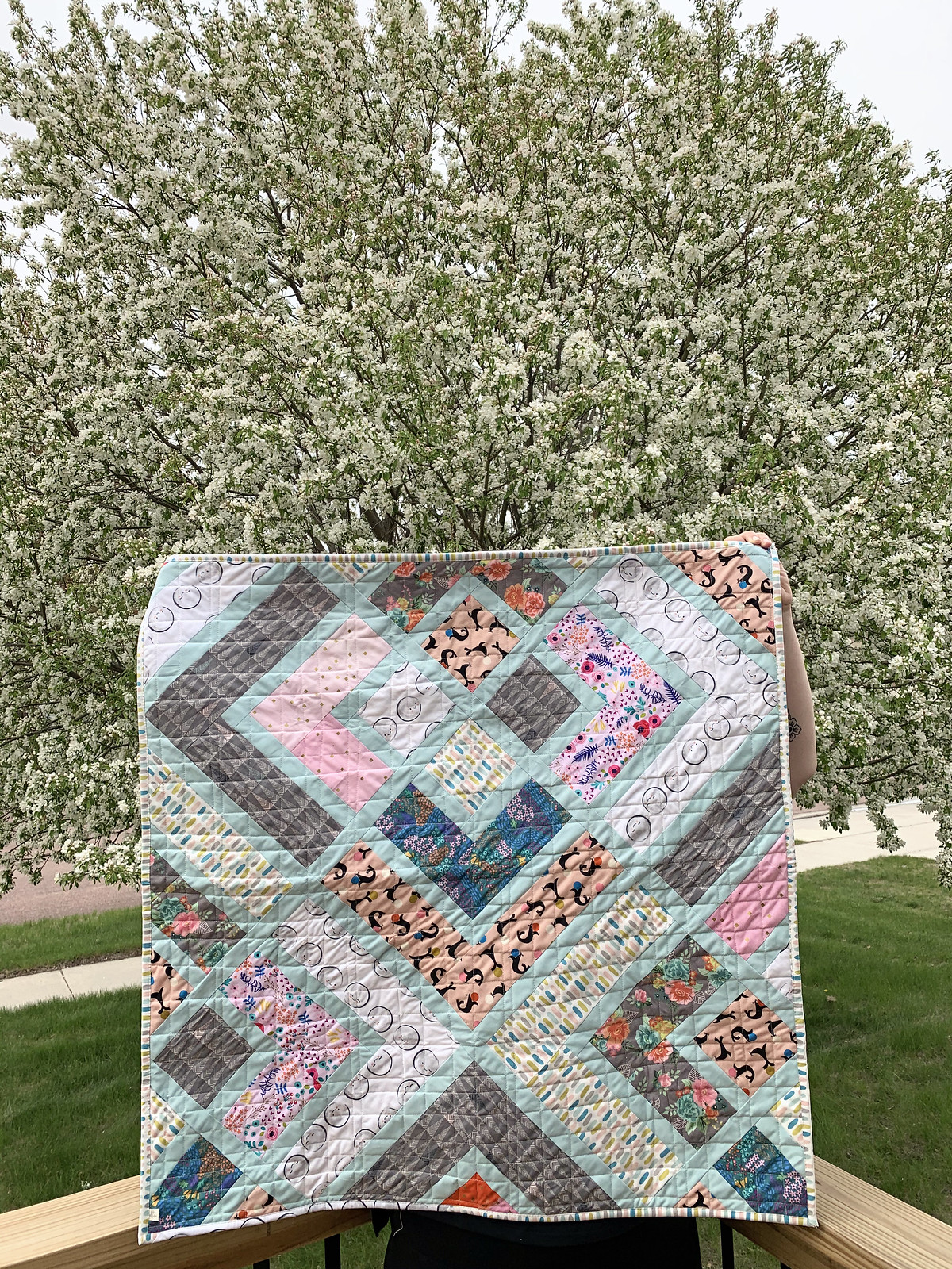Kate's Penny Quilt