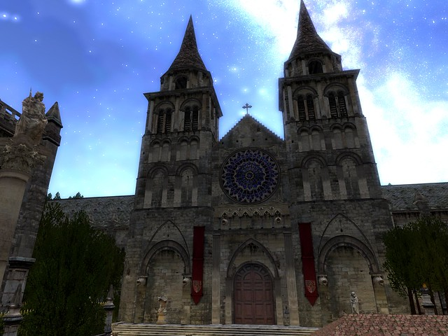 Burgundy in Blood - Burgundy Cathedral