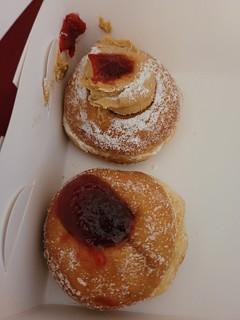 Jam and PB&J Doughnuts from Dough Ma