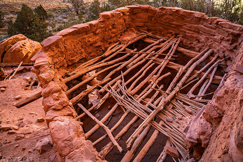 Remains of the Roof