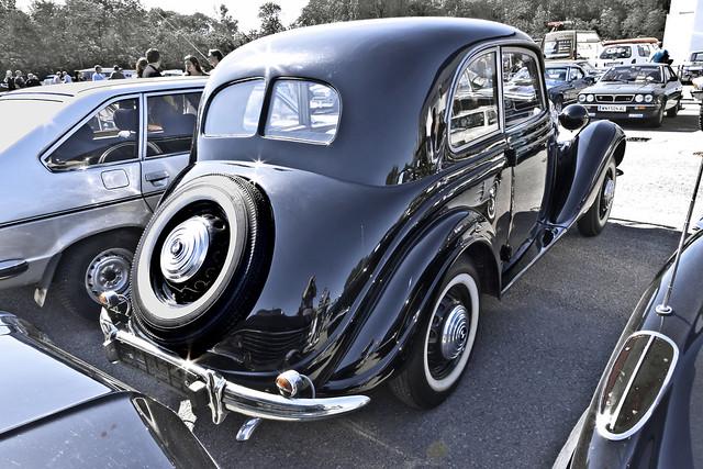 BMW 320 Limousine 1937 (7795)