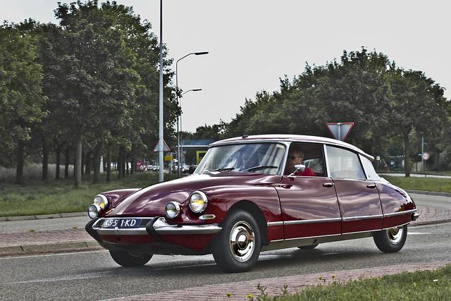Citroën DS 21 1966 (7670)