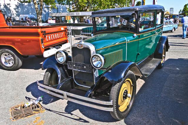 Chevrolet AB National Coach 1928 (7814)