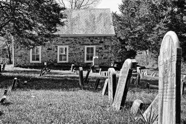 Old German cemetery