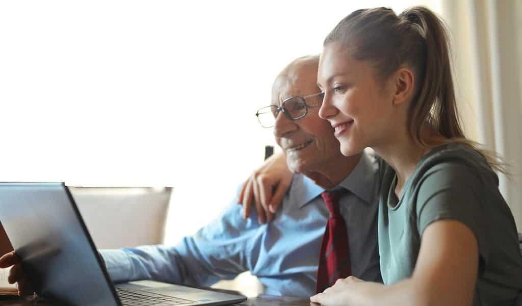 Se sentir plus jeune protège les gens âgés du stress