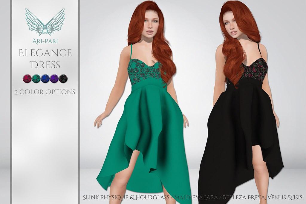 [Ari-Pari] Elegance Dress