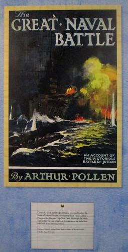 Jutland Book Cover, Bletchley Park