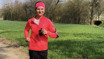 Kamila Nedbalová si úspěšně zazávodila v bikerové i běžecké Rohálovské padesátce