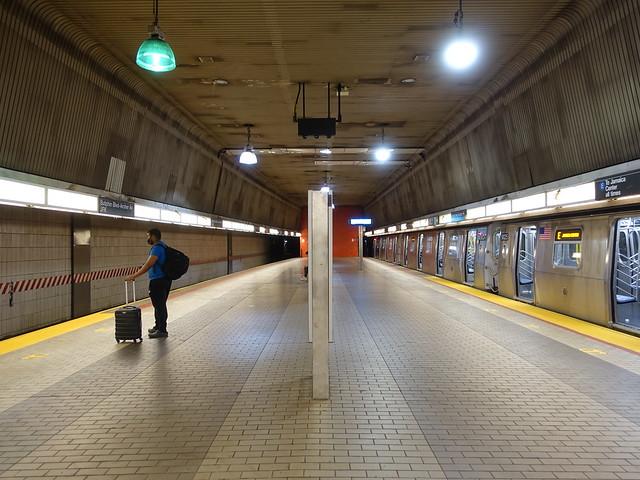 202105007 New York City subway station 'Sutphin Boulevard–Archer Avenue–JFK'
