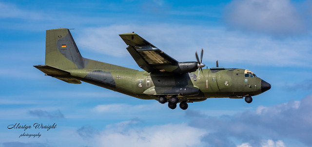 German Air Force C160 Transall
