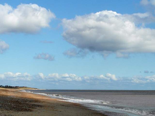 Caister beach, Norfolk