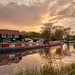 Dockyard Sunset.