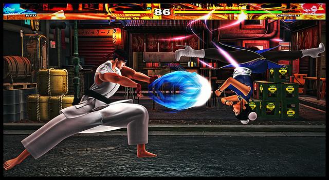 Hadôken !!! Street Fighter 💪