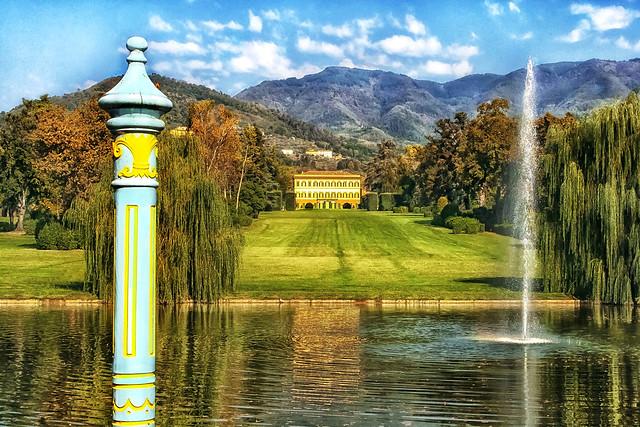 Villa Reale di Marlia - Il parco