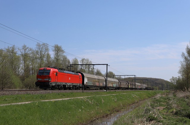 DB 193 325 Molenstedebroek 28/04/2021.