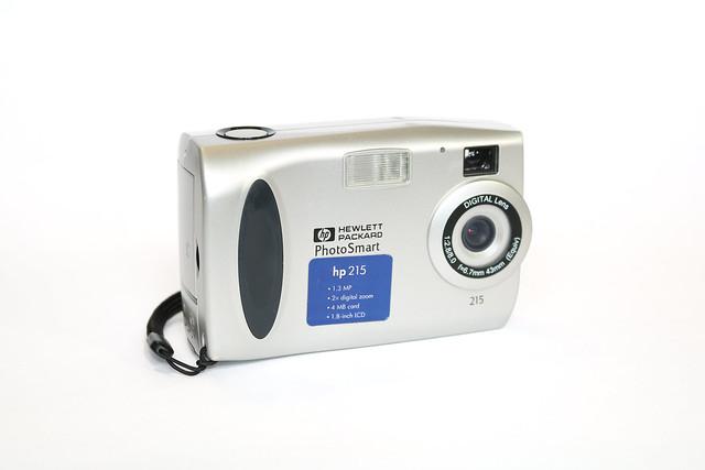 HP Photosmart 215