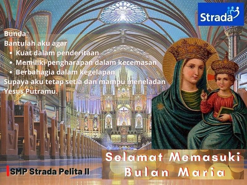 MENGENAL BUNDA MARIA LEBIH DEKAT