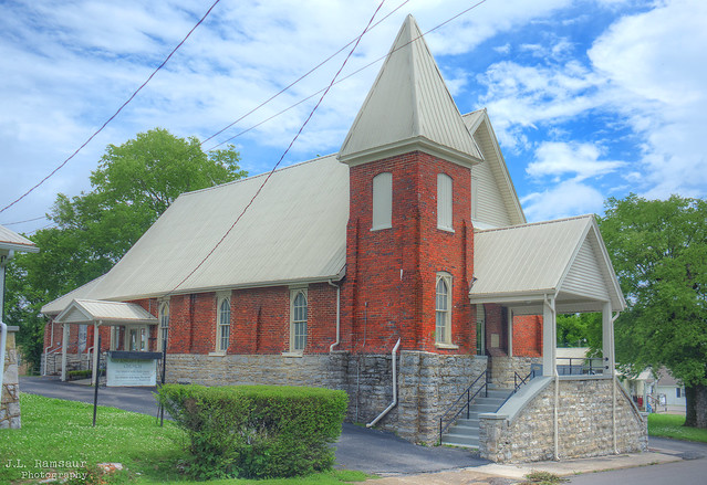 Mount Zion Missionary Baptist Church - Fayetteville, Tennessee