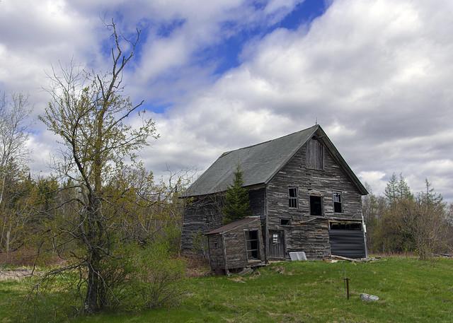 Death of a Barn