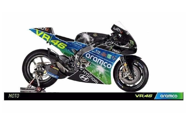 Aramco VR46
