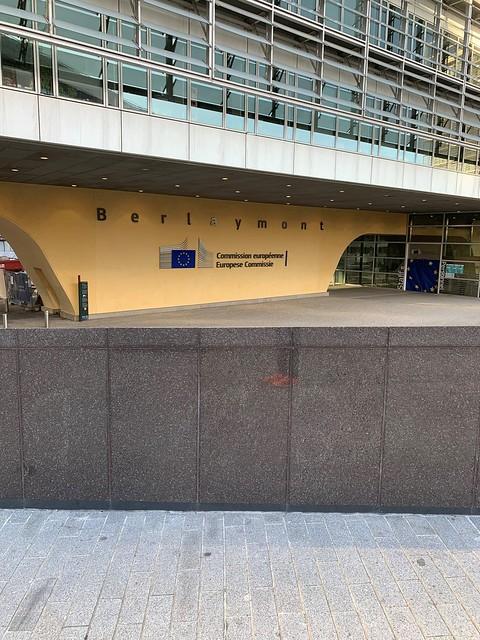 Ben IRO Placement European Commission