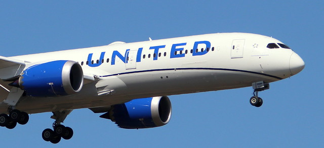 United Airlines, N19986,MSN 66145,Boeing 787-9, 26.04.2021, FRA-EDDF, Frankfurt