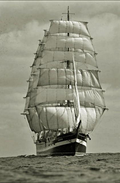 Paita - Perú, 1947. A la cuadra del puerto