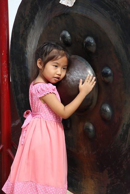 Les secrets du gong