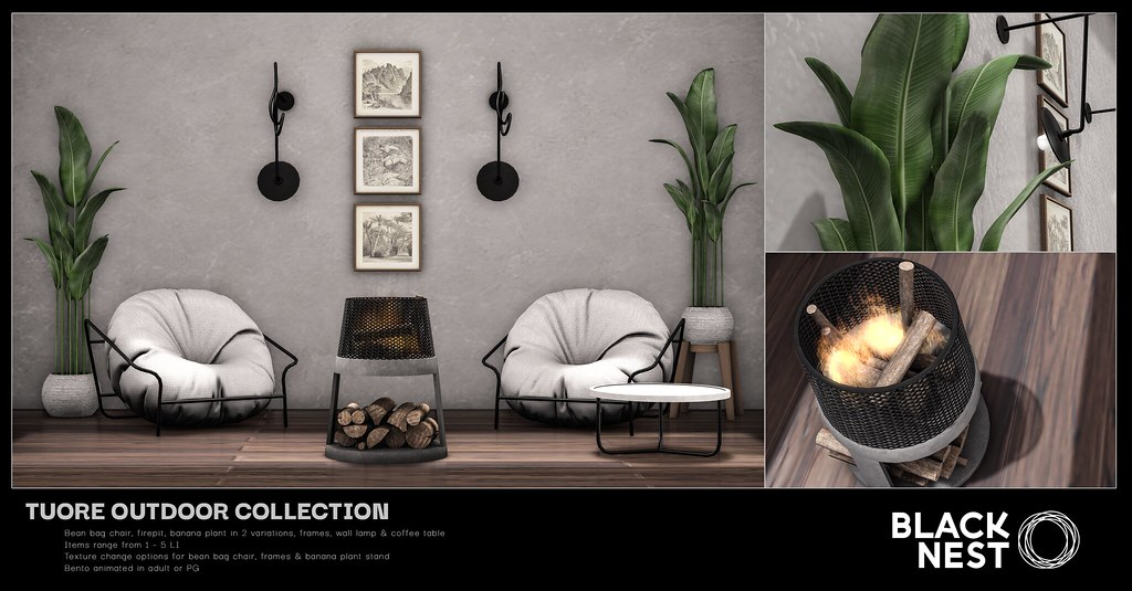 BLACK NEST | Tuore Outdoor Collection | Collabor88