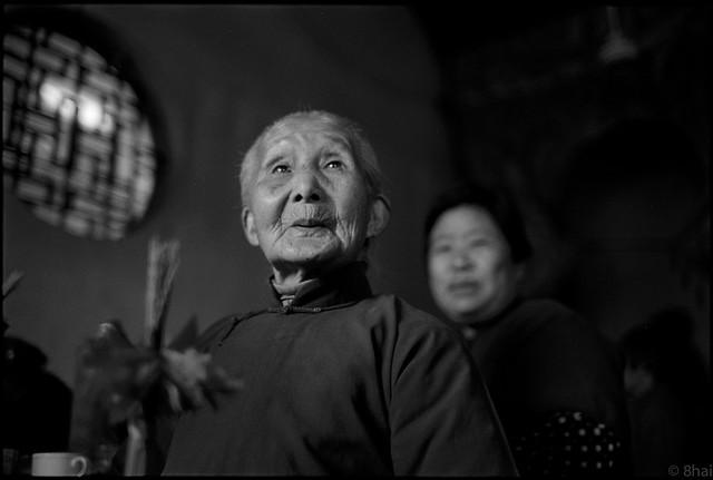 2011.04.19.[4] Zhejiang Dongtang Xinqiao village GoldenBuddha Temple's Festival xiaokang king March 17 lunar (second shooting) 浙江东塘镇新桥金佛寺三月十七小康王节(第二次拍摄)-3