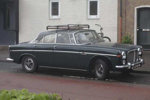 Rover P5b 3.5 Litre V8 Coupé 10-12-1970 67-48-PM