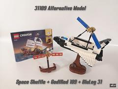 31109 Alternative Model - Space Shuttle