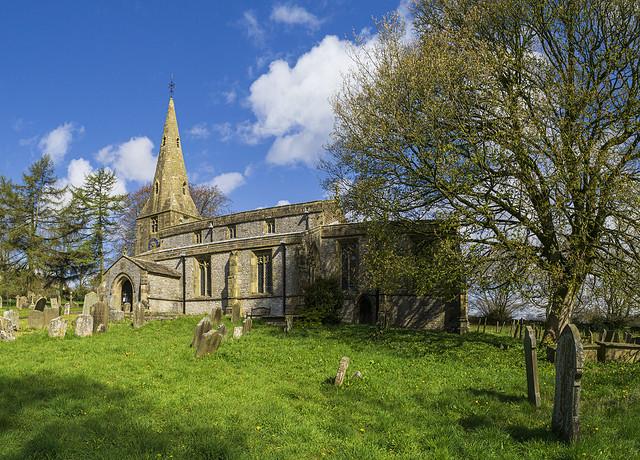 Taddington Church