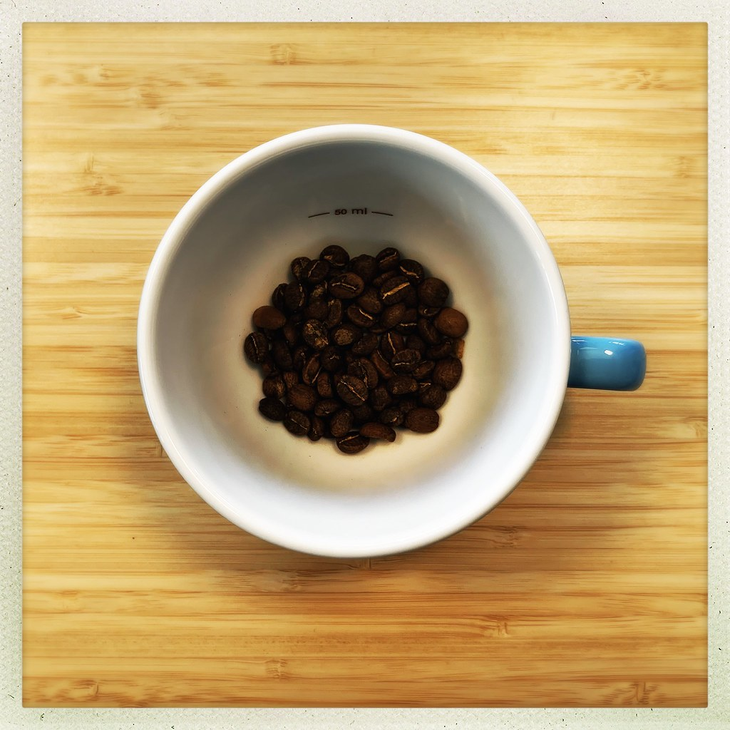 Coffee Chronicles 007 - The Beans