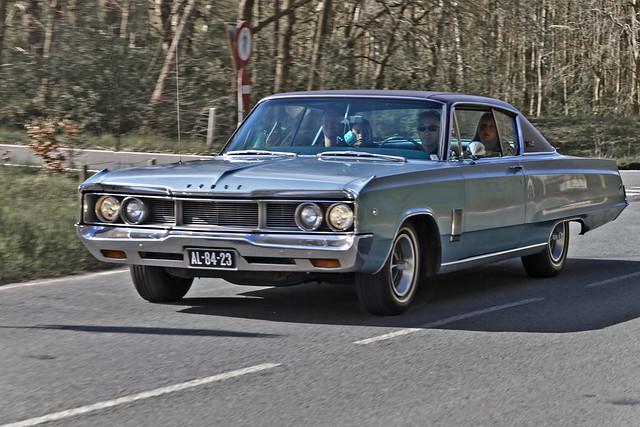 Dodge Polara 500 Hardtop 1968 (2432)