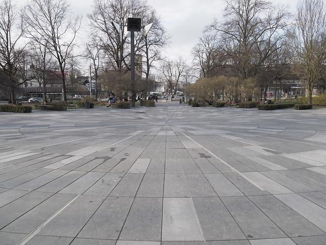Tammsaare park, Tallinn
