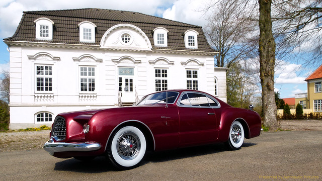 Chrysler D´Elegance concept car 1953